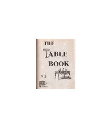 THE TABLE BOOK/MAGICANTIC/5064