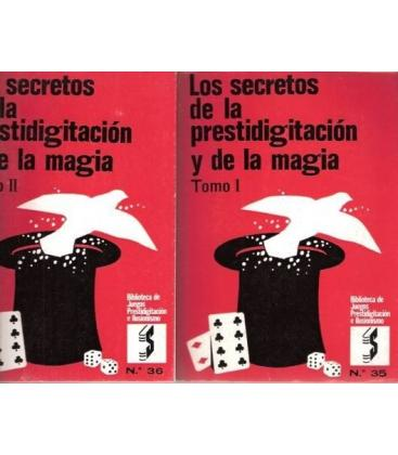 LOS SECRETOS DE LA PRESTIDIGITACION/MAGICANTIC/31