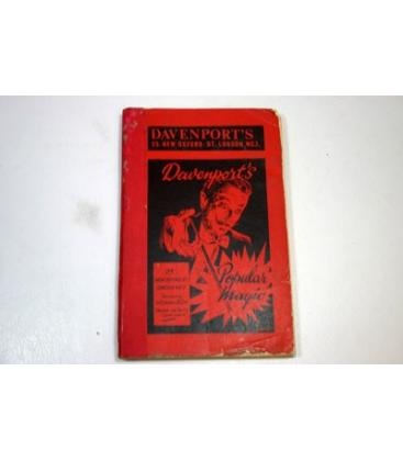 Davenport's Catalog /1960`s **MAGICANTIC**/3000