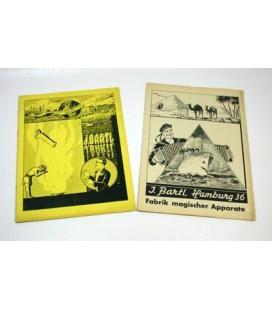 J. Bartl Catalogs/EN ALEMAN/MAGICANTIC/3017