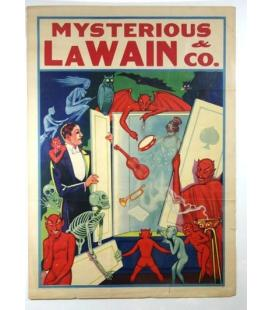 Lawain & Co - Spirit Cabinet Poster**MAGICANTIC**