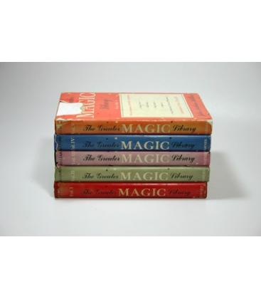 The Greater Magic Library 5 Volumes*Magicantic*5063