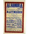 The Great Raymond at the Alhambra *mAGICANTIC*