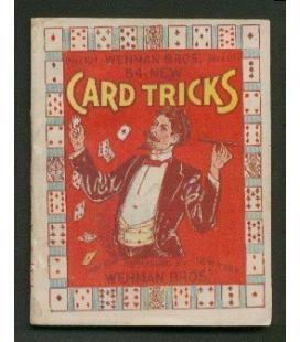 Card Tricks Wehman Brothers 84 /MAGICANTIC/5048