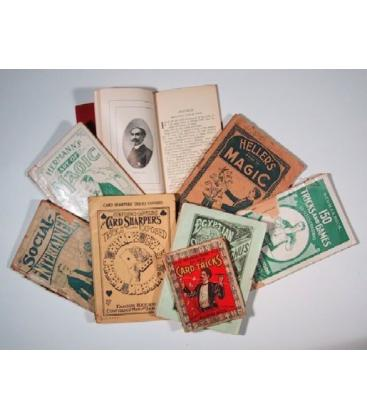 Collection of early Magic Booklets /MAGICANTIC