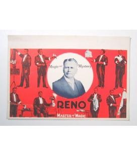 Ed Reno Window Card/Magicantic