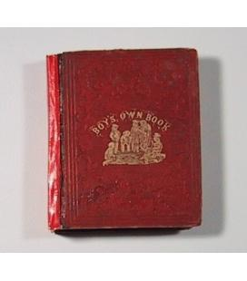 Boy's Own Book - 1857 /MAGICANTIC/5054