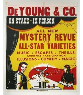 DeYoung & Co on stage and in person/Magicantic