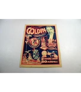 Horace Goldin Souvenir Book/Magicantic