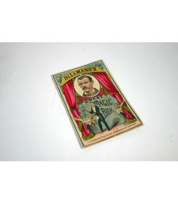 Great Magic Pitch Book - 1800s*Magicantic