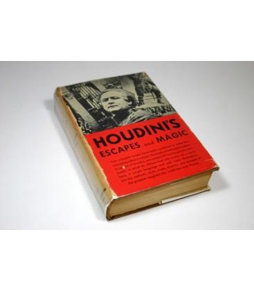 HOUDINI`S ESCAPES AND MAGIC*MAGICANTIC*5042