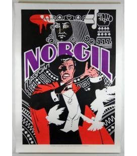 Norgil Poster /MAGICANTIC