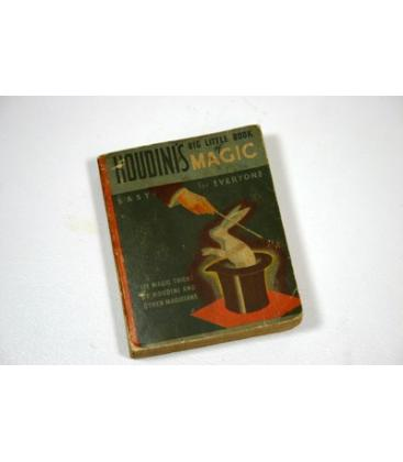 Houdini's Big Little Book of Magic. /MAGICANTIC