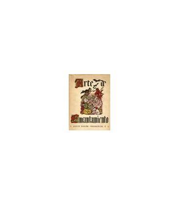EL ARTE DEL ENCANTAMIENTO/F. J.BARCONFURUNDARENA/MAGICANTIC/56 C