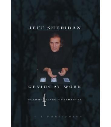 DVD JEFF SHERIDAN GENIUS 1-2-3/PRECIO UNIDAD