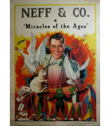 Neff & Co. Poster/MAGICANTIC