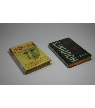 Two Houdini books by Walter Gibson and Morris Young./MAGICANTIC