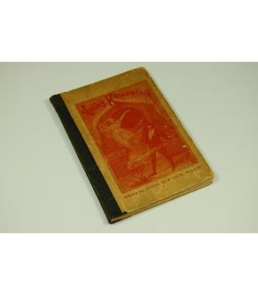 Czechoslovakian Magic Book/MAGICANTIC/5066