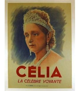 Celia the Clairvoyant Stone Litho/MAGICANTIC