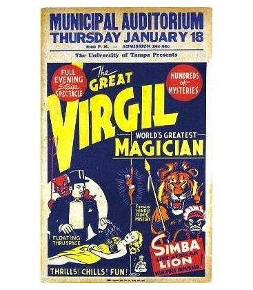 The Great Virgil - Simba/MAGICANTIC