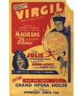 Virgil & Julie window card/MAGICANTIC