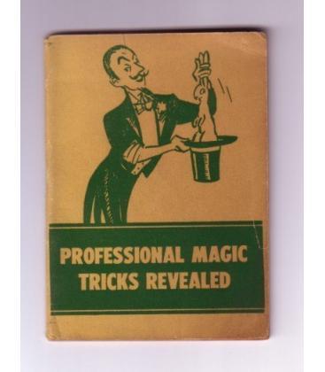 Professional Magic Tricks Revealed - PulpMagicantic