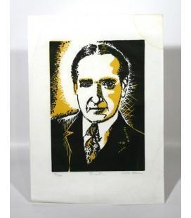 Thurston Ltd Ed. Print/Magicantic