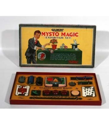 Mysto Magic Set No. 1 - 1933/Magicantic
