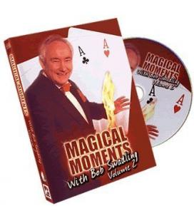 DVD MAGICAL MOMENTS WITH BOB SWADLING/V.2