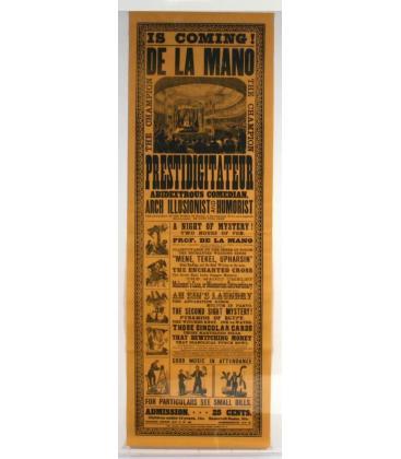 Magic Broadside 1870s/Magicantic