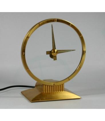 Electric Mystery Clock/Artdeco/Magicantic