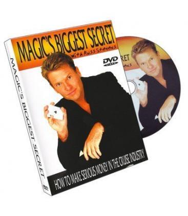 DVD MAGICS BIGGEST SECRETS RUSS