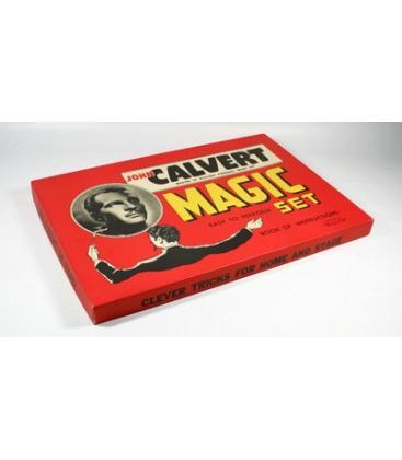 John Calvert Magic Set - Tokens - Signed/Magicantic/C6