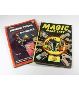 Magic Pulps - Circa 1950's/Magicantic