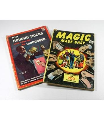 Magic Pulps - Circa 1950's/Magicantic