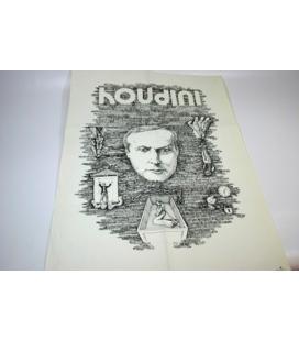 Houdini Poster/Magicantic