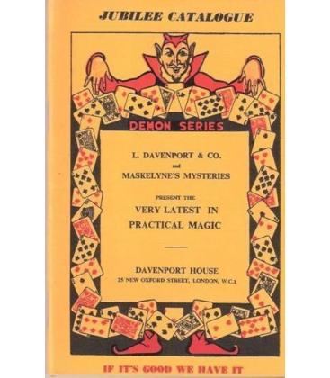 Davenports' Catalogues /Magicantic/3001