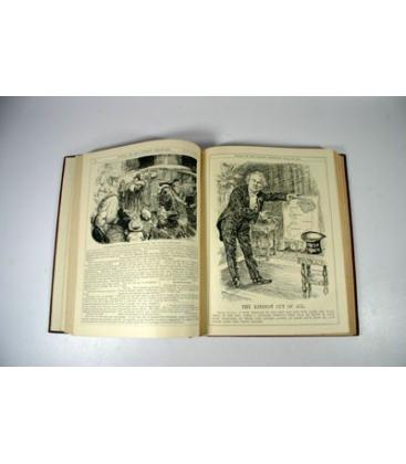 Punch Bound Volume - 1920 /Magicantic/5075