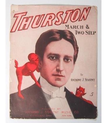 Thurston Sheet Music /Magicantic