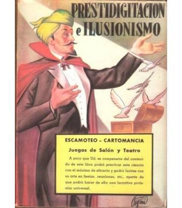 PRESTIDIGITACION E ILUSIONISMO/MAGICANTIC/70