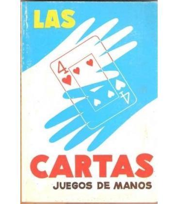 LAS CARTAS/JUEGOS DE MANOS/CLAUDINET/MAGICANTIC /74