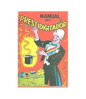 MANUAL DEL PRESTIDIGITADOR/KARL HONOHAM/MAGICANTIC/75