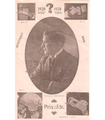 MYSTERIOUS BOOK PR. BRILHAULT/MAGICANTIC /3000
