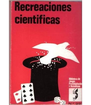 RECREACIONES CIENTIFICAS /WHO/MAGICANTIC/79