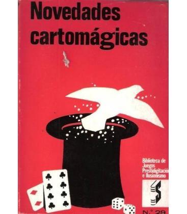NOVEDADES CARTOMAGICASALMA*MAGICANTIC/81