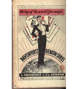 Davenports' Catalogue /Magicantic/3003