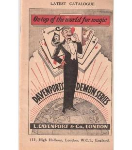 Davenports' Catalogues /Magicantic/3004