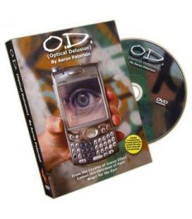 DVD OD. OPTICAL DEILUSION PATERSON