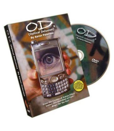 DVD OD. OPTICAL DEILUSION PATERSON