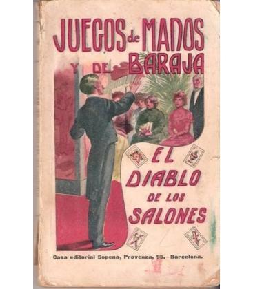 JUEGOS DE MANOS DE BARAJA/MAGICANTIC/97